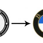 Kaj pomeni znak avtomobila BMW?