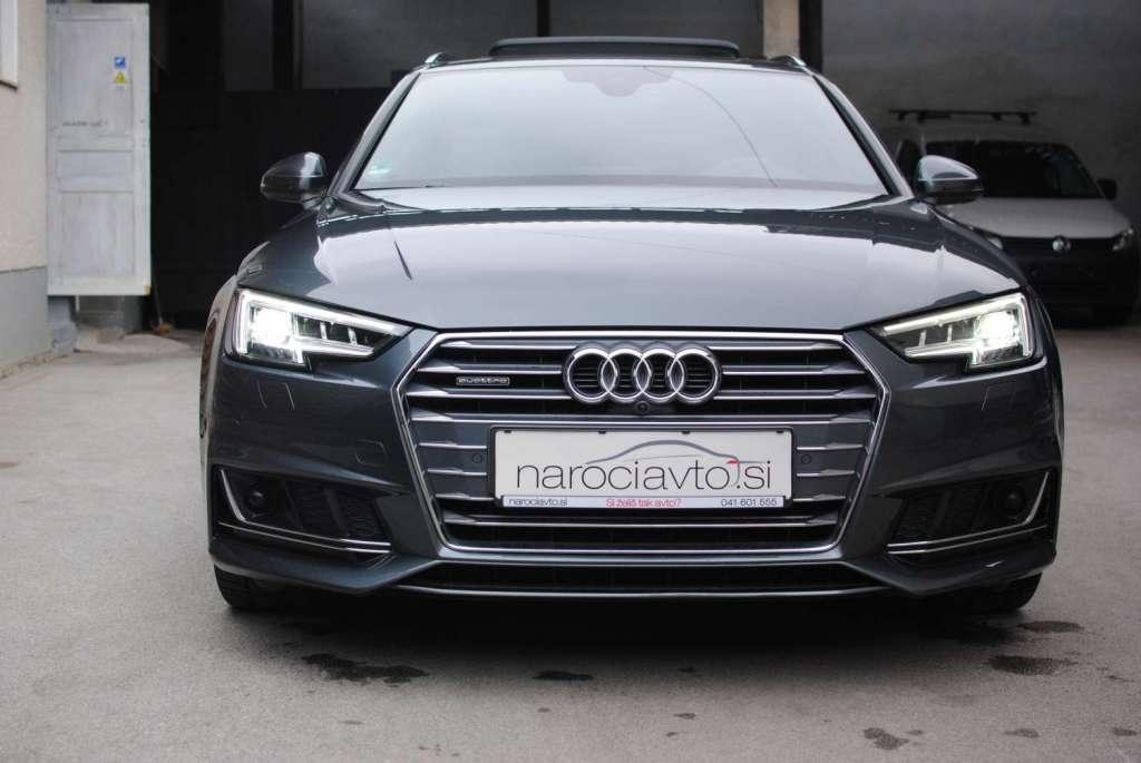 Audi A4 Quattro: novi DMV bo samo 170 EUR