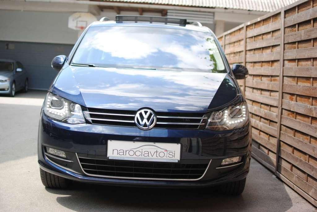 VW Sharan: novi DMV bo samo 307 EUR