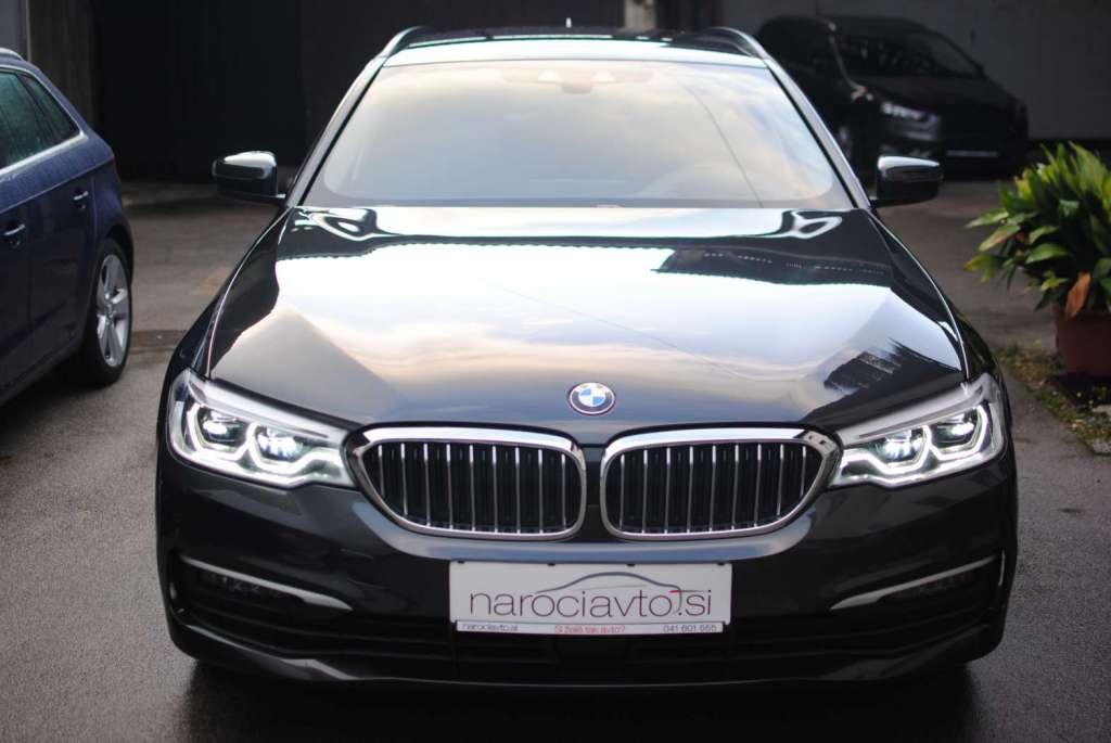 BMW 530d xDrive: novi DMV bo samo 195 EUR