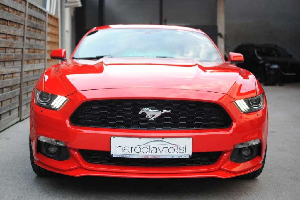 Ford Mustang GT: novi DMV bo samo 2.981 EUR.