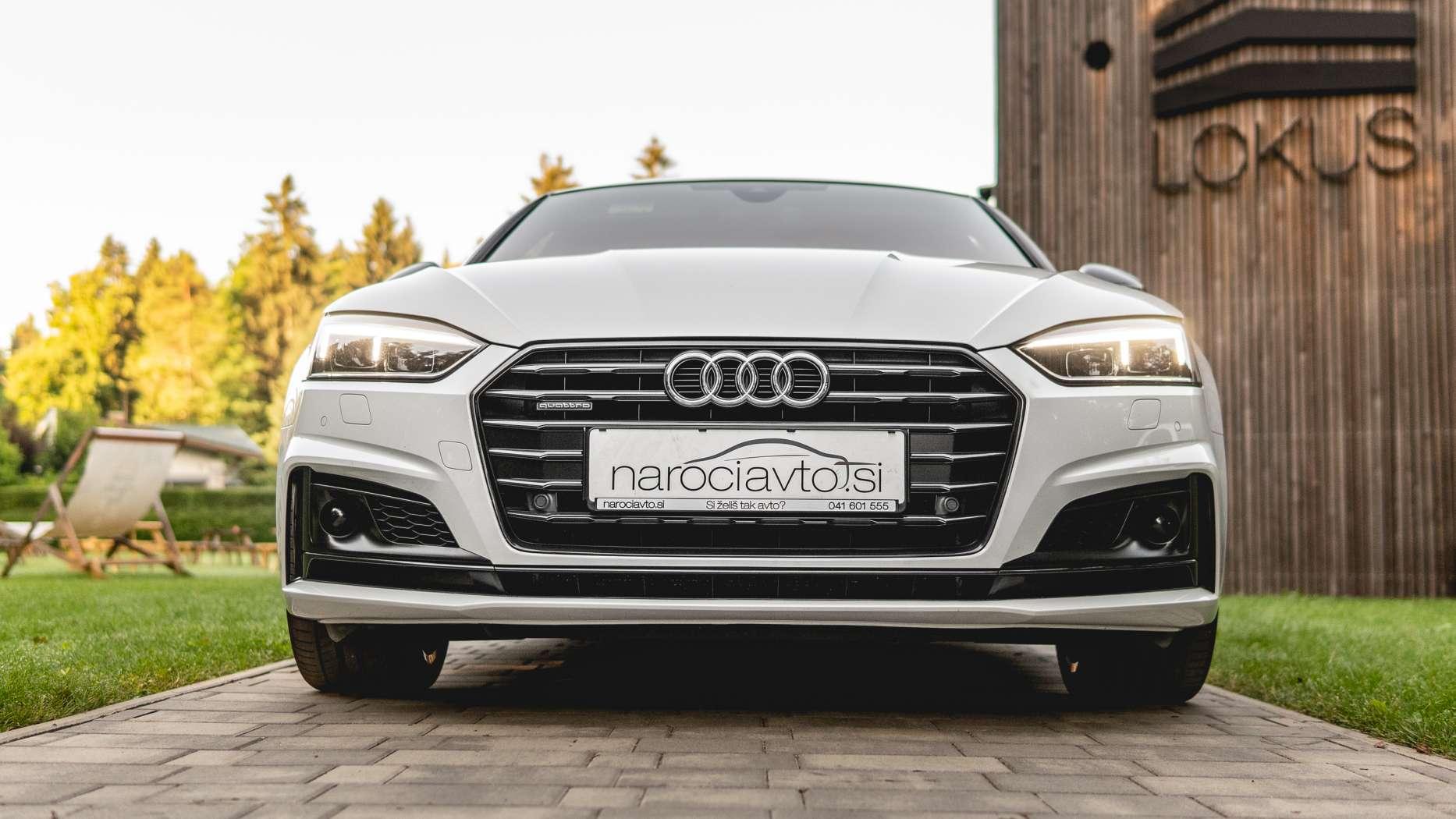 Audi A5 Sportback S-line 2017